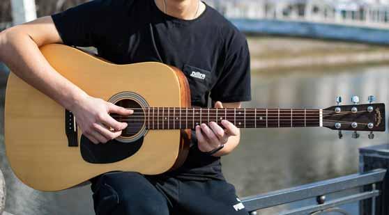 фингерстайл гитара