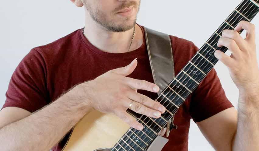 Школа гитары и фингерстайла