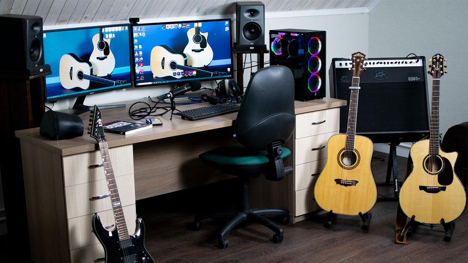 Онлайн уроки гитары